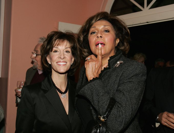 Happy Birthday to our dear friend Diahann Carroll