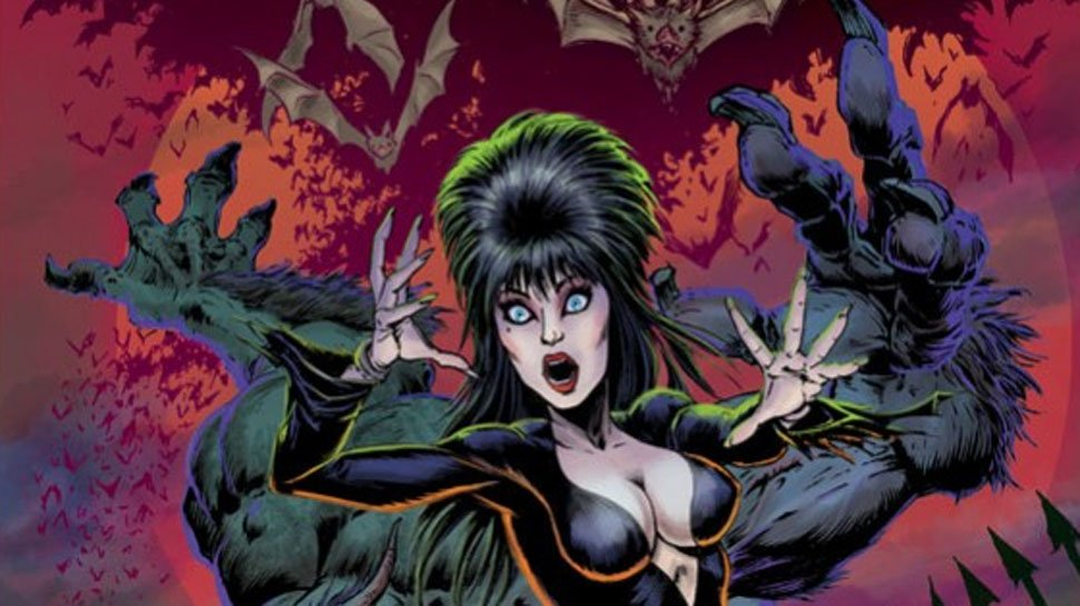 .@TheRealElvira is coming back to comics via @DynamiteComics https://t.co/EnyCtWcxA2 https://t.co/820kvxrFWH