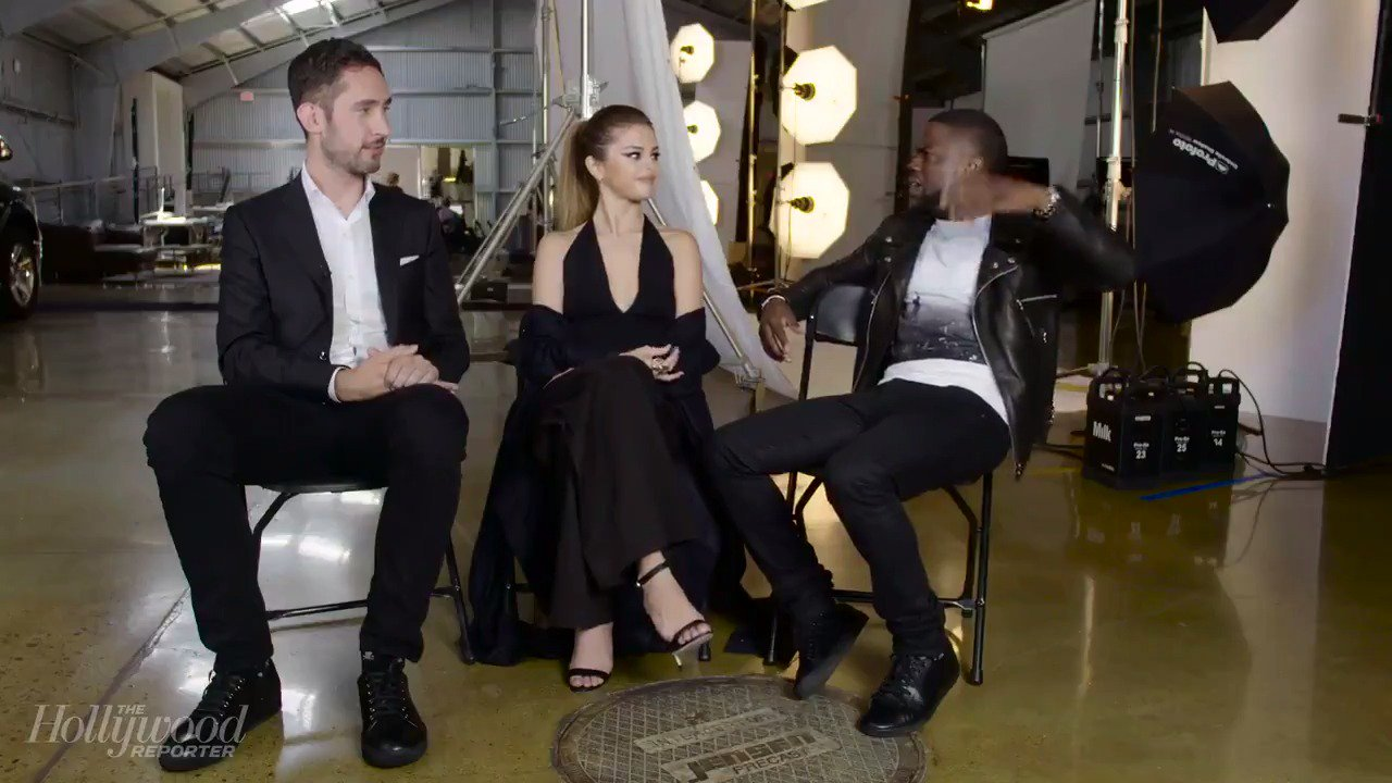 #WorldEmojiDay: @SelenaGomez, @KevinHart4real and Kevin Systrom reveal the last emoji they used �� https://t.co/q75b8w9w9d