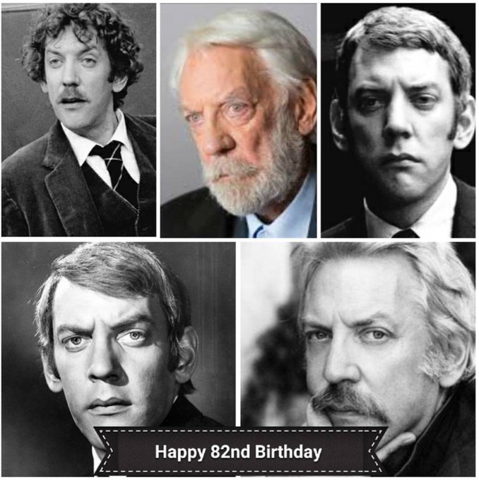 Happy birthday Donald Sutherland photo de jobie_loves_old_hollywood