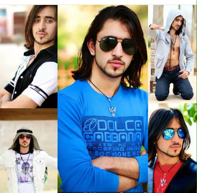 Feeling proud when my friends call me little waqar zaka . Happy birthday brother