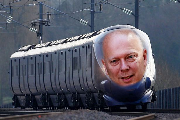 Tory farce as 'sneaked out' rail line runs 6 hours late.. before it's even built https://t.co/feia7HFWn7 https://t.co/aJ3ESp2ifF