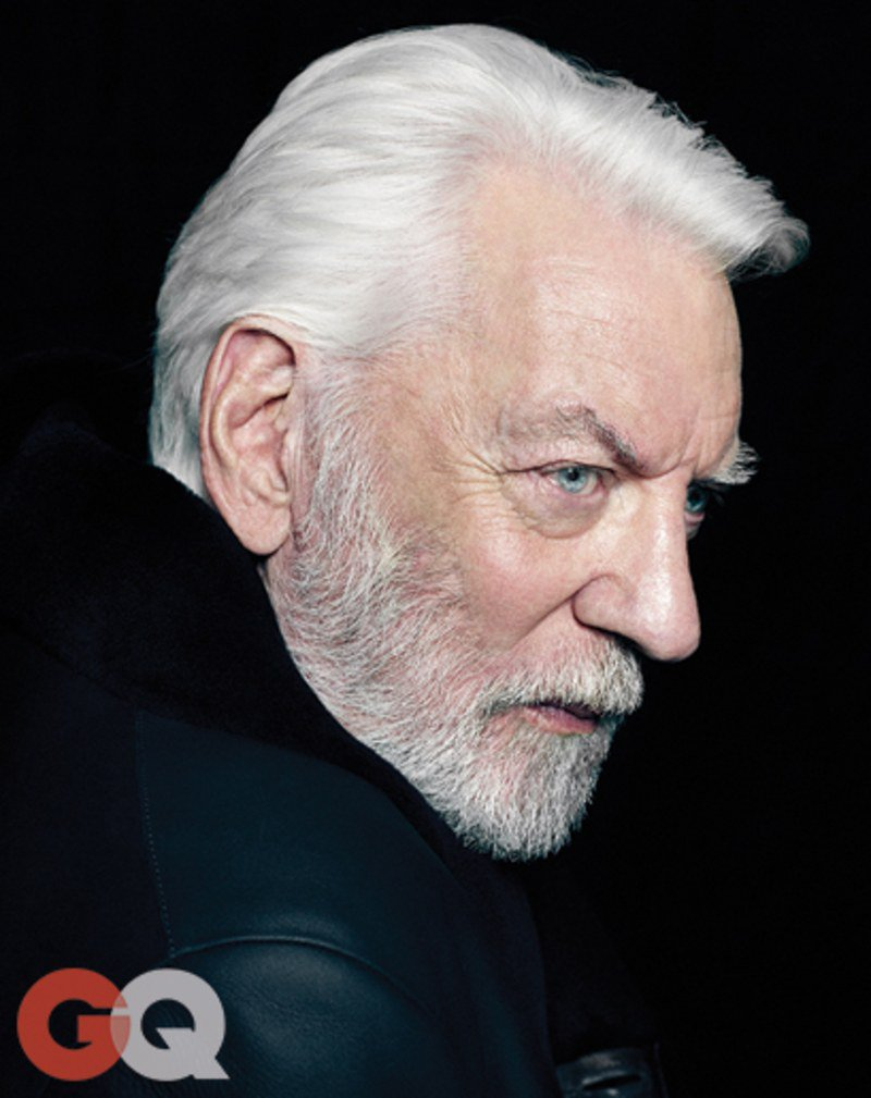 Happy birthday, Donald Sutherland