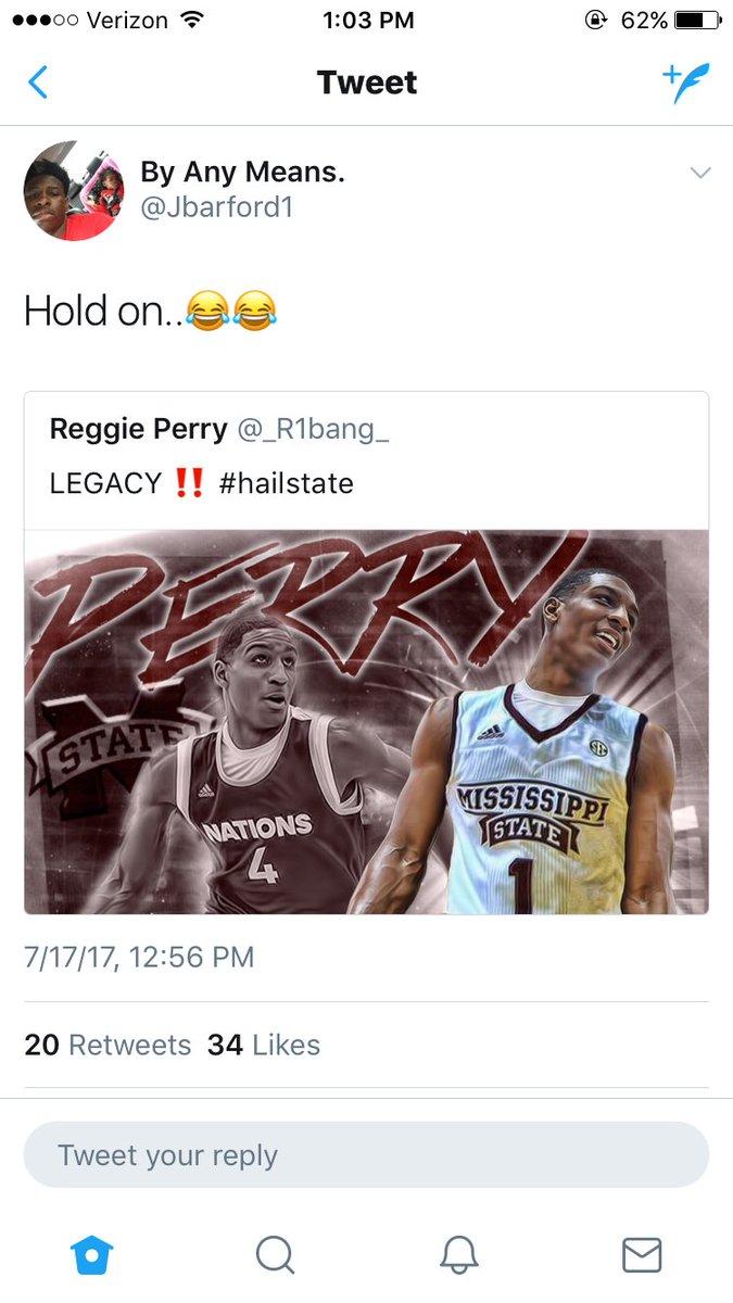 Reggie Perry