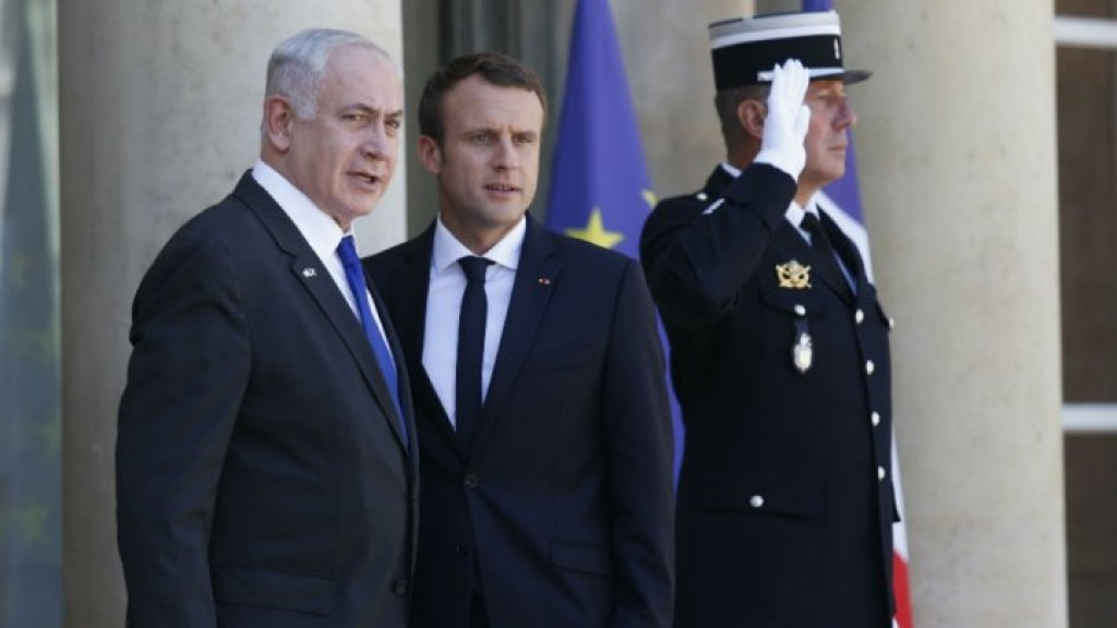 For France's Macron, anti-Zionism is anti-Semitism 'reinvented'