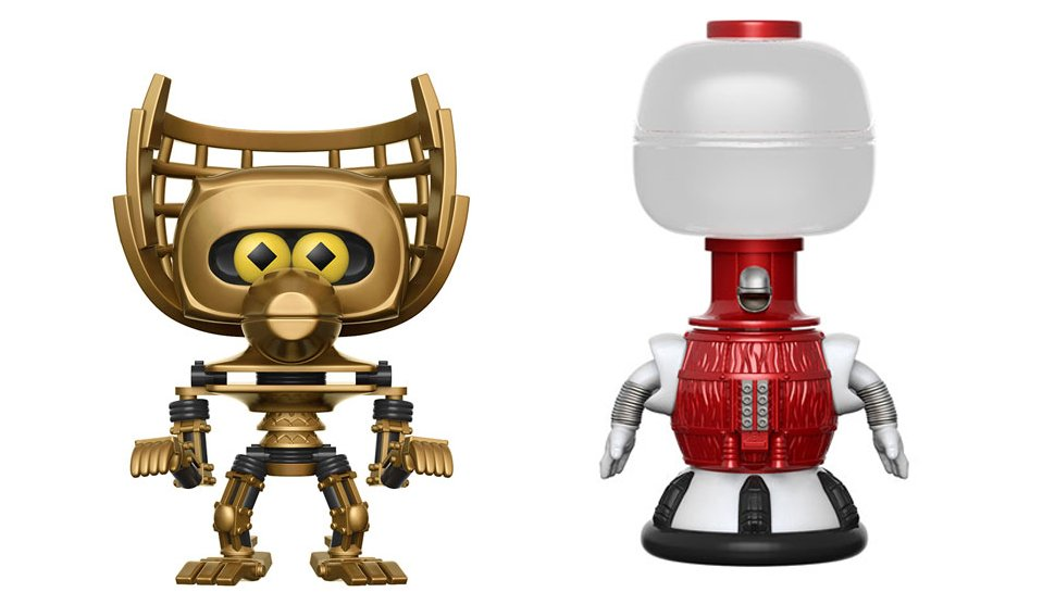 Servo and Crow from #MST3K are becoming #Funko Pop!s https://t.co/pPRd7rvT85 https://t.co/Mc68wnZvrq