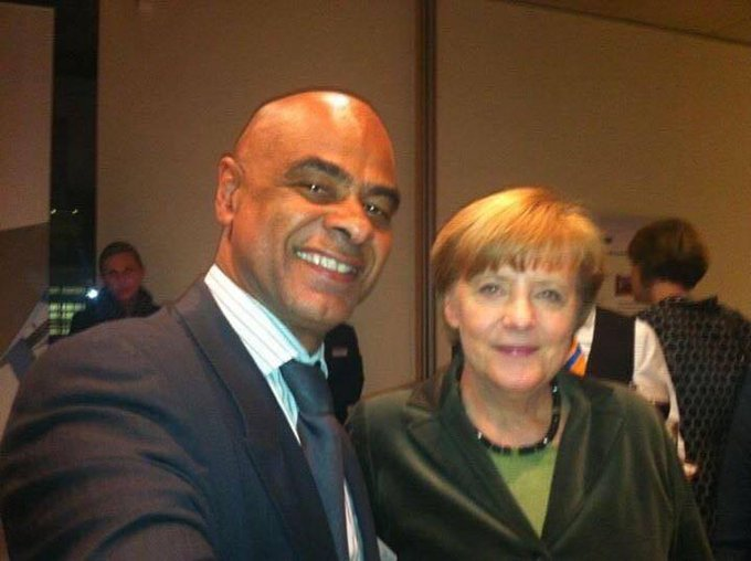 Happy Birthday to our chancellor Dr. Angela Merkel. A great day and God bless you.