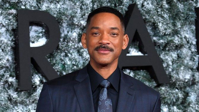 .@Disney casts Will Smith to play Genie in the live-action Aladdin remake
