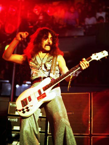Happy 67th birthday to Black Sabbath bass player Geezer Butler.