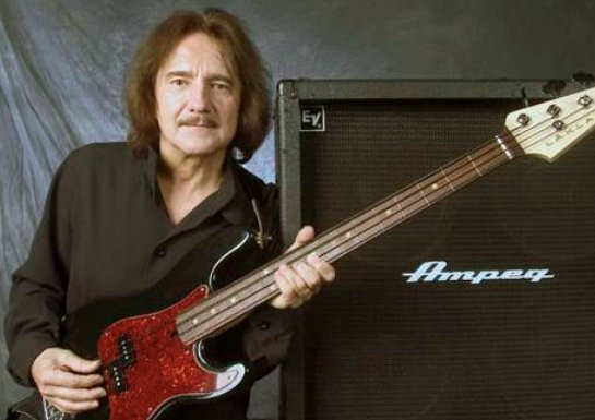 Happy Birthday to Geezer Butler of born this day in 1949 in Birmingham, England!