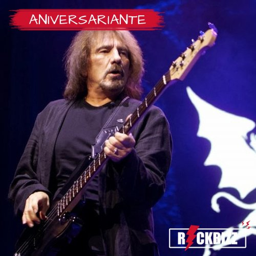 Happy Birthday, Geezer Butler!