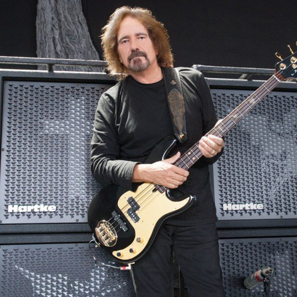 On This Day - July 17th 1949. The One. The Only. Geezer Butler is born. Happy Birthday  !