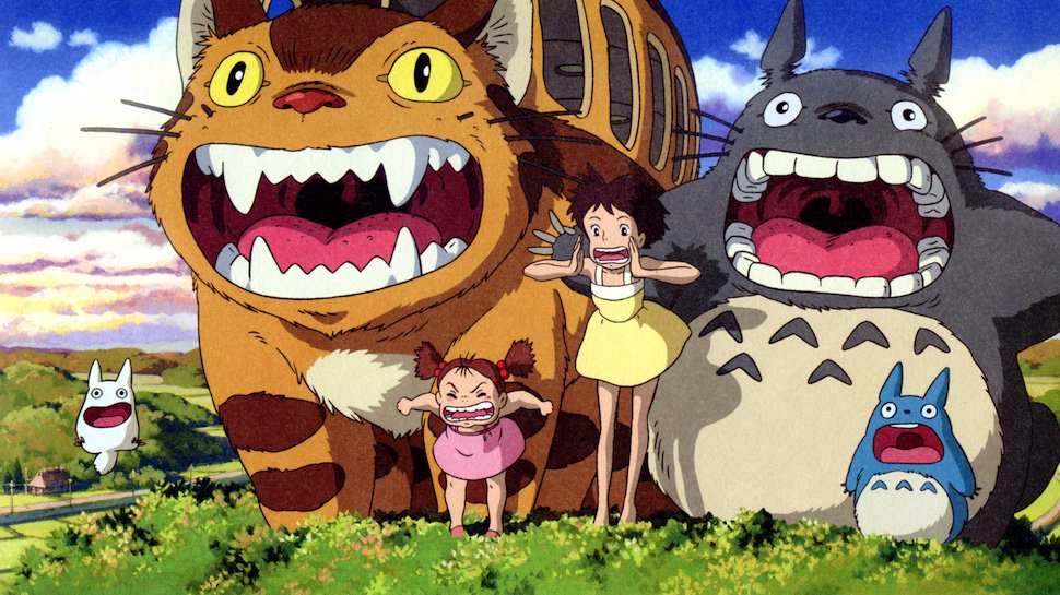 .@GKIDSFilms are reissuing every Studio Ghibli movie on Blu-ray! https://t.co/7cYfjt5fvV https://t.co/HiVrBOd9ZR