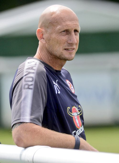 A Very Happy 45th Birthday to our manager Jaap Stam
