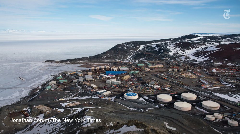 Where else does the U.S. have an infrastructure problem? Antarctica. https://t.co/Y7smvelzMp https://t.co/OKAu4JgwL3