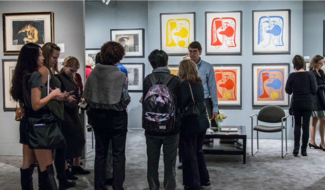 @artinfodotcom EXCLUSIVE: 2017 IFPDA Print Fair Exhibitors Announced. Join us Oct. 26-29! #ifpdafair #collectprints https://t.co/Q7jy7jaSeT https://t.co/ ...
