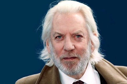 Happy birthday to the one and only Donald Sutherland!