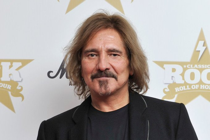 Happy 68th Birthday to bassist,lyricist and founding member of Black Sabbath,Geezer Butler!