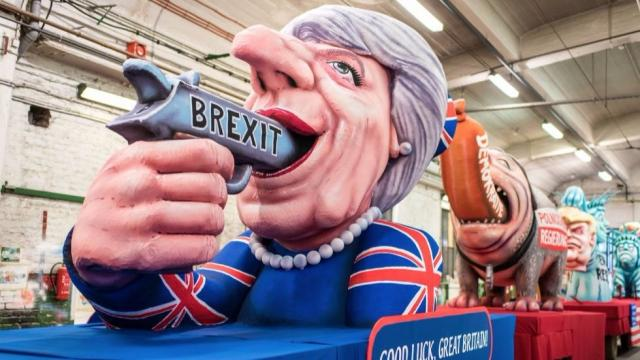 'It's still early, but Brexit vote looking increasingly disastrous' https://t.co/KeuRBmM0m8 https://t.co/KB39mpzBJe