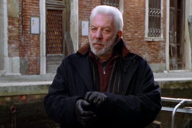 Happy Birthday Donald Sutherland!