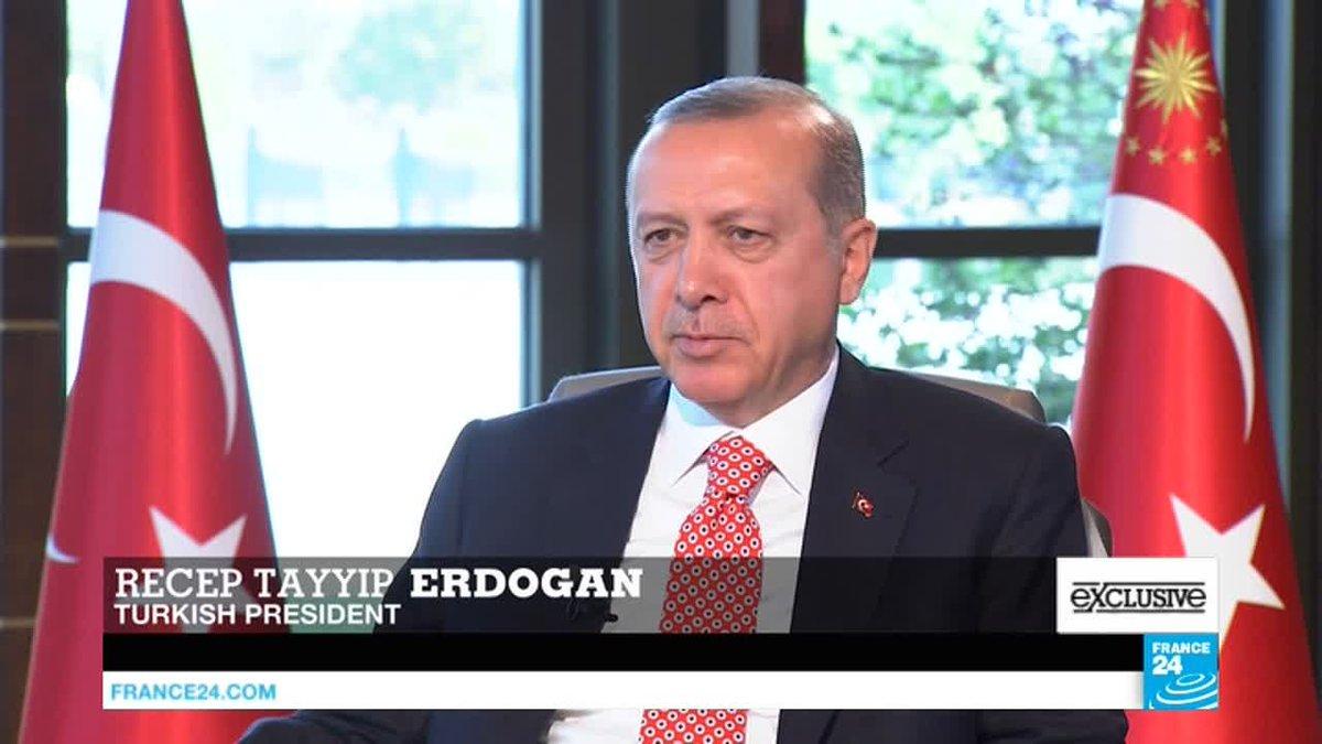 ?? EXCLUSIVE - Interview with Turkey's president Recep Tayyip Erdogan