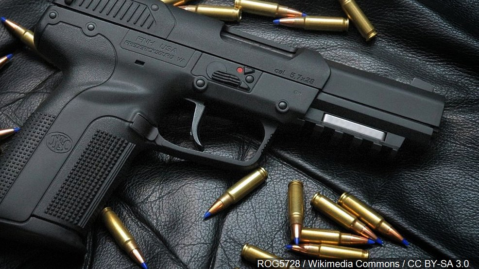 Man sits on gun, shoots himself in crotch