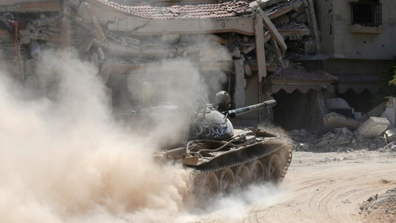 Haftar's forces declare victory in battle for Libya's second city Benghazi