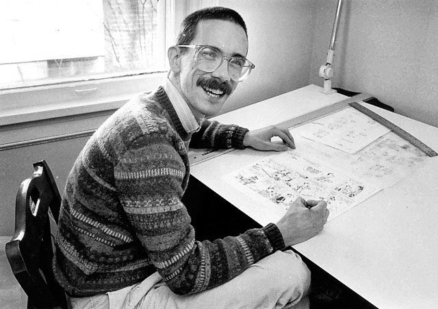 Happy birthday, Bill Watterson, creator of the magical world of Calvin and Hobbes.