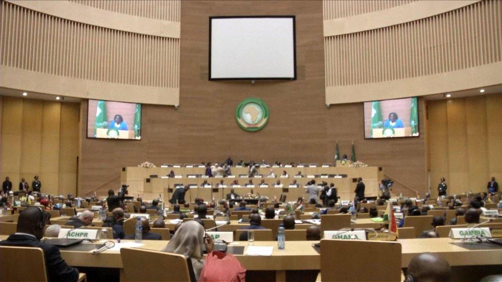 EYE ON AFRICA - AU Summit: reform and Libyan chaos high on the agenda