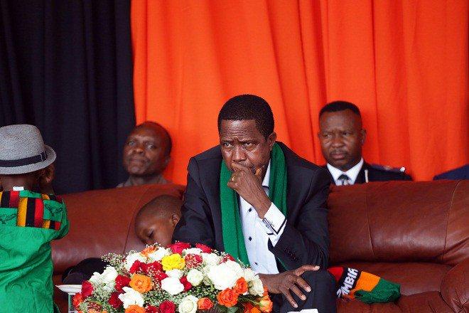 State of emergency in Zambia