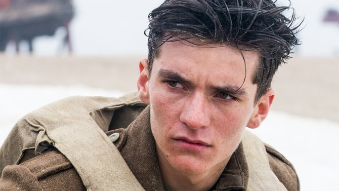 "Christopher Nolan's ""Dunkirk"" will have the widest 70MM release in 25 years."