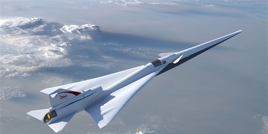 NASA's supersonic jet zooms past major milestone in quieting sonic boom via @NBCNewsMACH