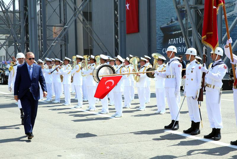 Turkey's Erdogan says loyal to Qatar, Arab states' demands unacceptable