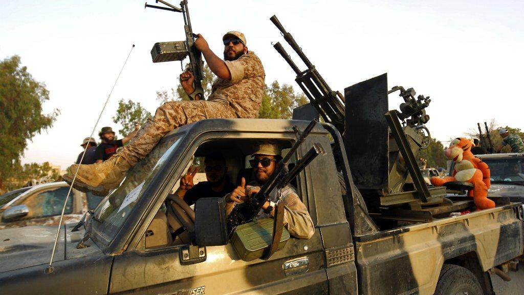 Strongman Haftar declares victory in battle for Libya's Benghazi