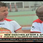 Dylan Kerr to take over as Gor Mahia head coach