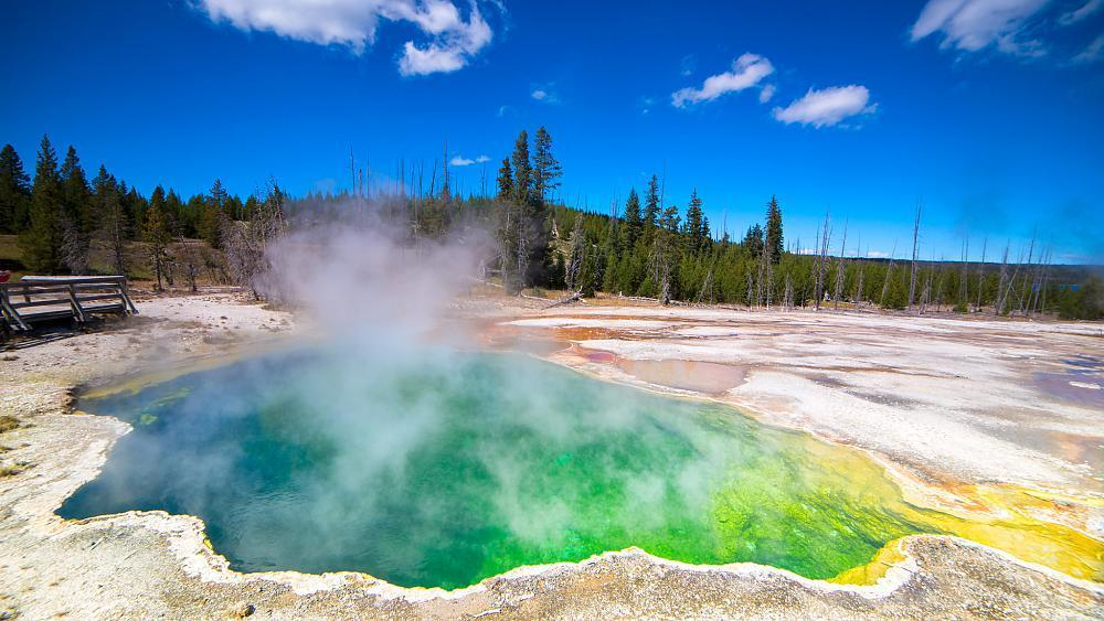 Yellowstone earthquake causes Twitter users to predict apocalypse