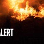 Man, son perish after cylinder explosion sparks Mukuru slum fire