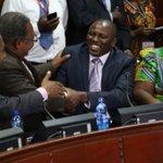 Kikuyu MP Kimani Ichung'wa Declared First Member of Next Parliament