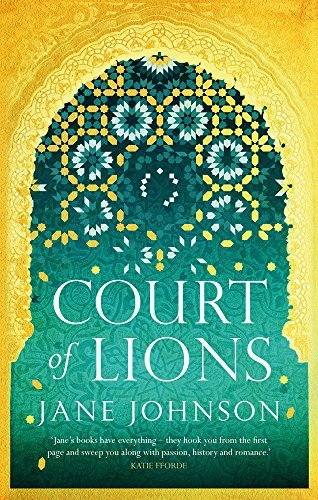 Court of Lions by Jane Johnson #giveaway @HoZ_books