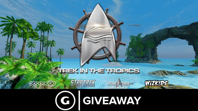 Exclusive Star Trek Cruise And Star Trek Online Prize Pack Giveaway