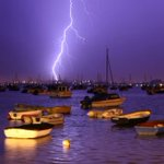 Thunderstorms and flooding set for parts of UK