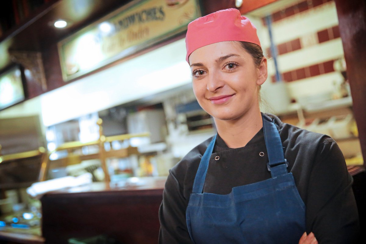 Apprentice of the Year Rebekah has food and travel on her mind « Guernsey Press