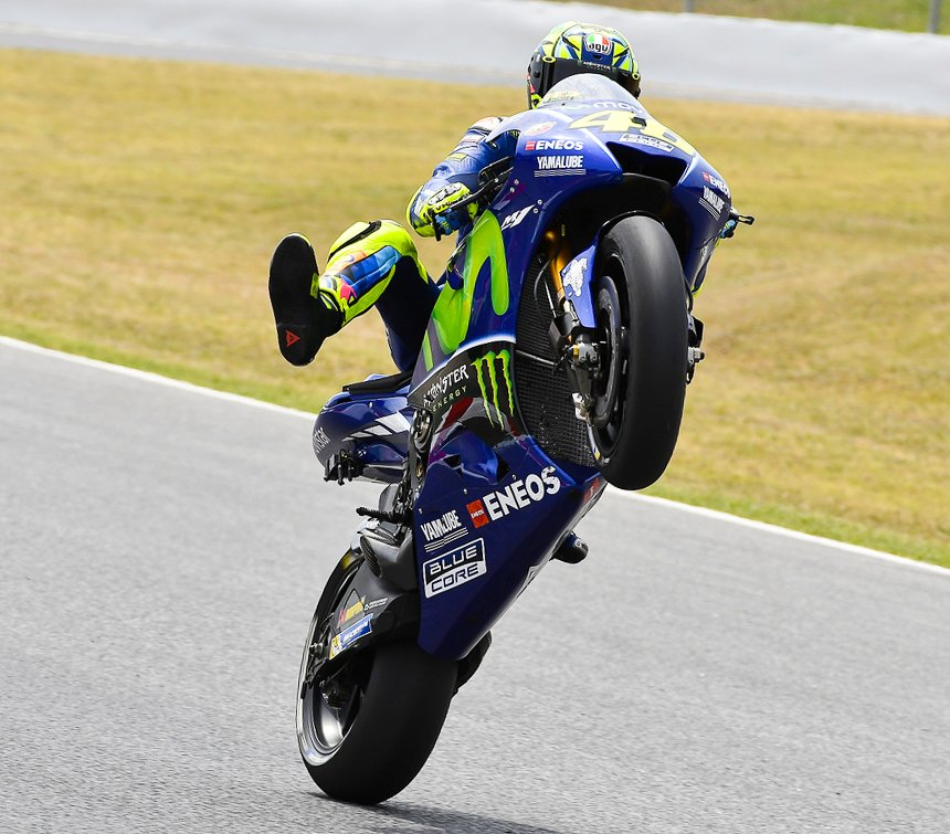 test Twitter Media - #WheelieWednesday    @ValeYellow46 https://t.co/vFRjXEhRDH