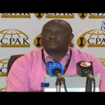 ICPAK tells politicians to manage their supporters to avoid violence