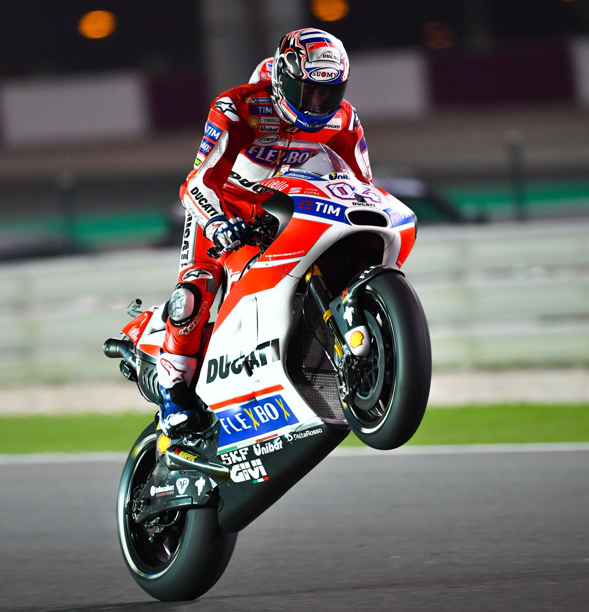 test Twitter Media - #WheelieWednesday    @AndreaDovizioso https://t.co/OfMmu22r3T
