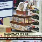 KCC pulss out stock from Nakumatt supermarkets
