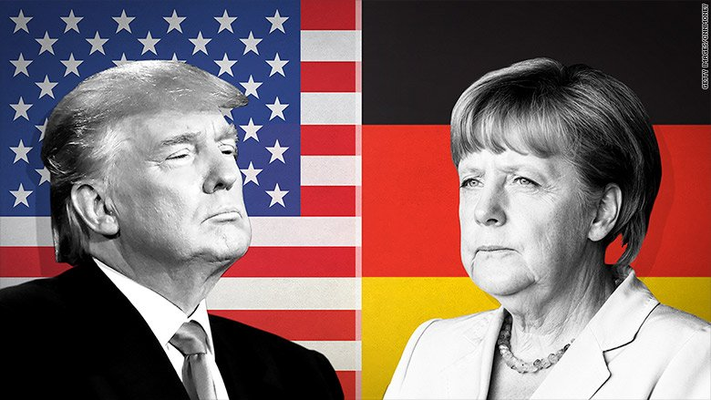 Germany worried Trump may start trade war with Europe