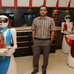 Pizza bytes: Pakistan enchanted by first robot waitresses