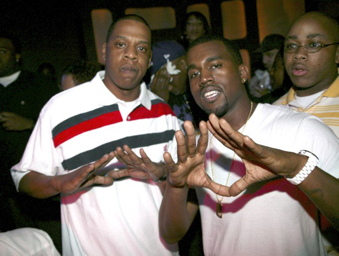 We take look back at the relationship between Kanye West and JAY-Z through the years: