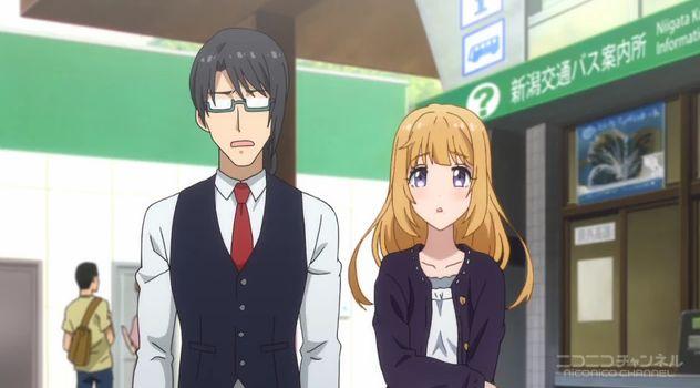 アニメ「ジョーカー・ゲーム」のスポンサーに新潟市が付いて思い出したけど、新潟市が登場するアニメアイドル事変もお忘れなく。
